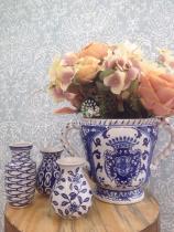 Azulejo Português em vários tamanhos para decorações clássicas