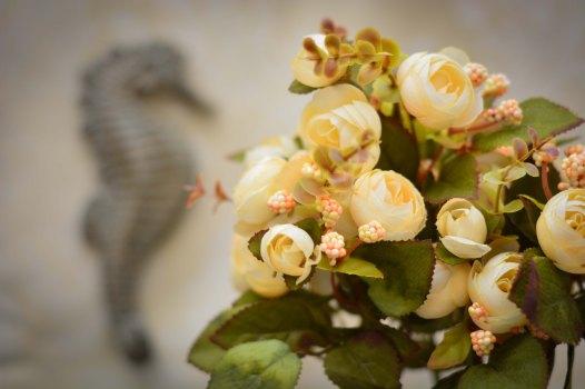 Flores nas cores que são tendência no Outono 2016 - Formosinha Decorações