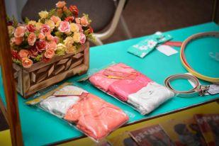 ShowRoom da Hering Kids: Muitas Flores e cores delicadas