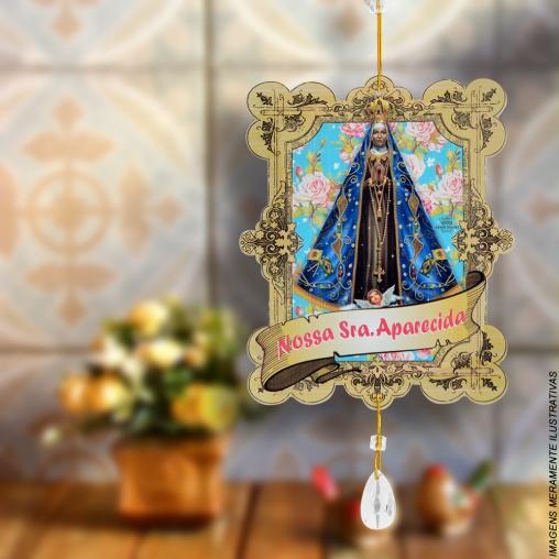 Móbile Nossa Senhora de Aparecida - Formosinha Decorações