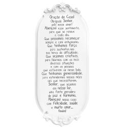 Oração do casal - Formosinha Decorações