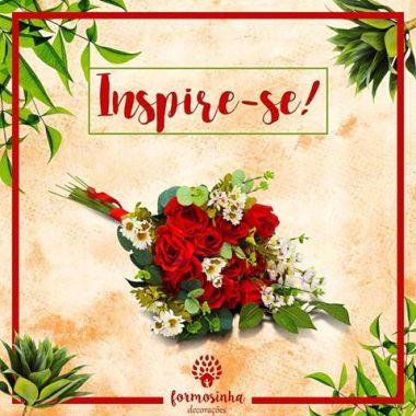 Buquês de Rosas Vermelhas Artificiais: SIMPLESMENTE PERFEITO!