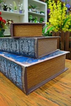 Caixa livro - Formosinha Decorações.